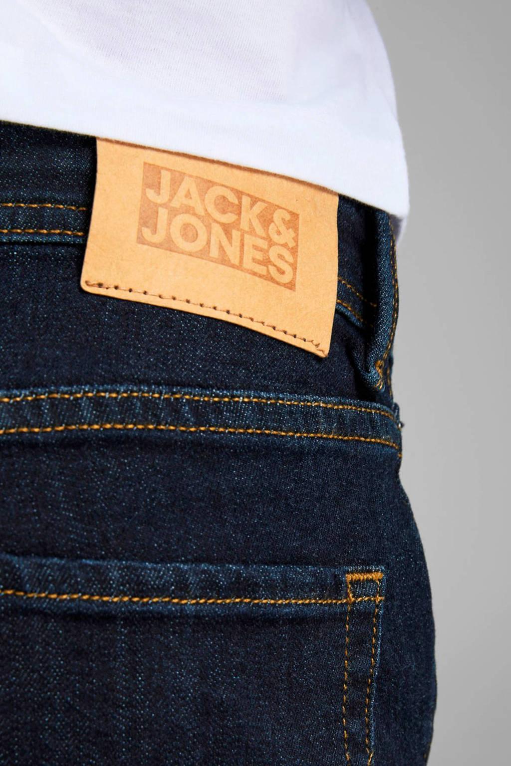 JACK & JONES JUNIOR skinny jeans Liam blue denim, Blue denim