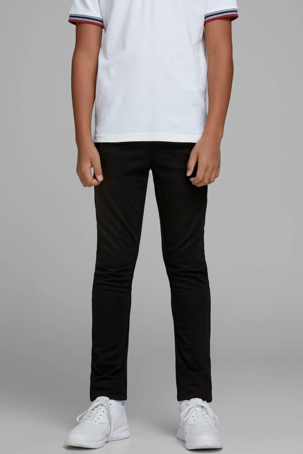 JACK & JONES JUNIOR broek zwart, Zwart
