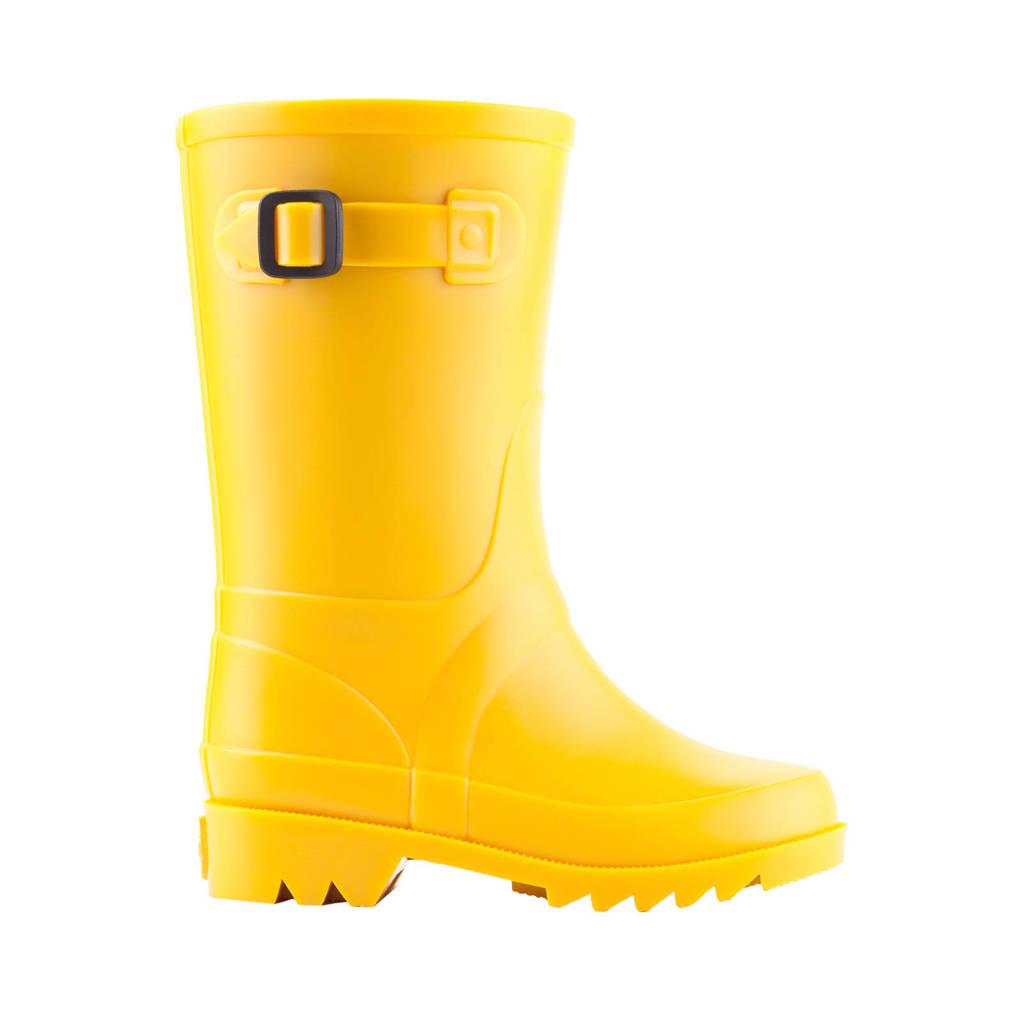 Igor   regenlaarzen geel kids, Geel