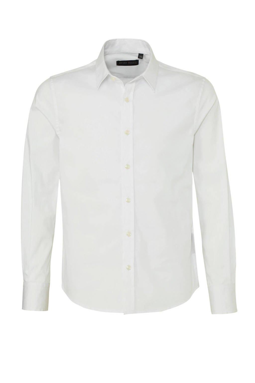Antony Morato overhemd wit, Wit