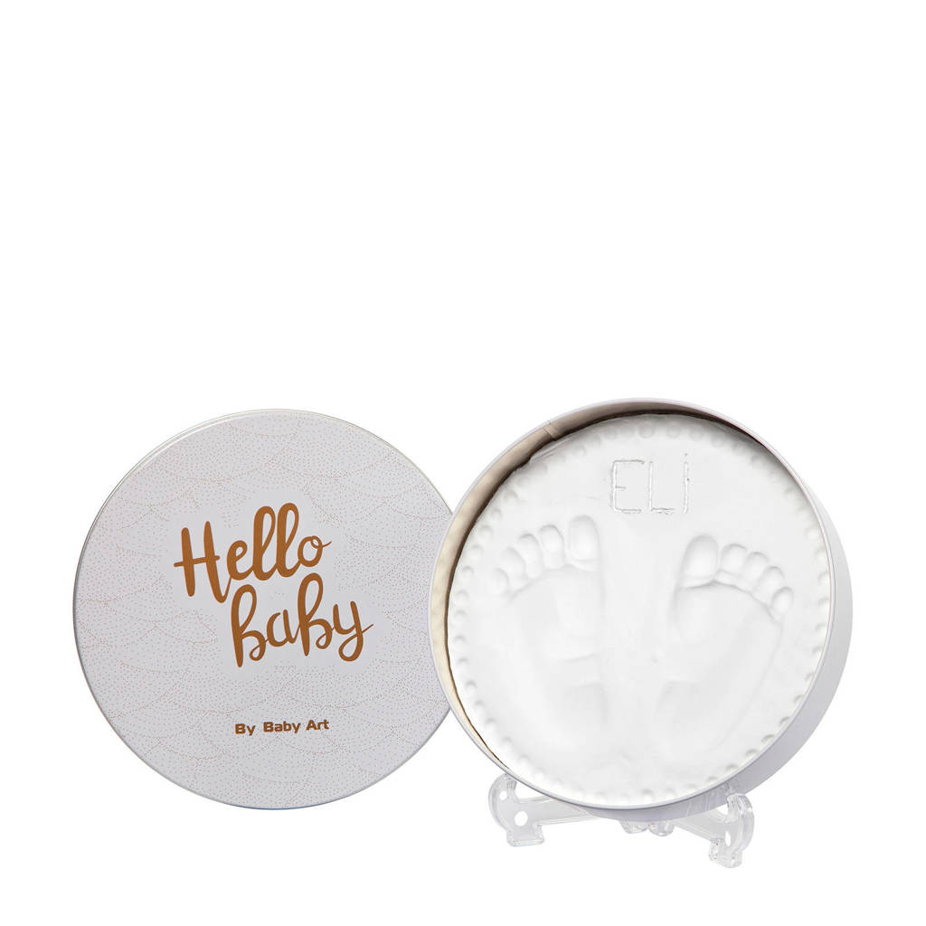 Baby Art Magic Box Rond Shiny Vibes - gipsafdruk