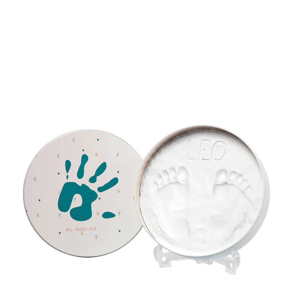 Baby Art Magic Box Rond Essentials - gipsafdruk