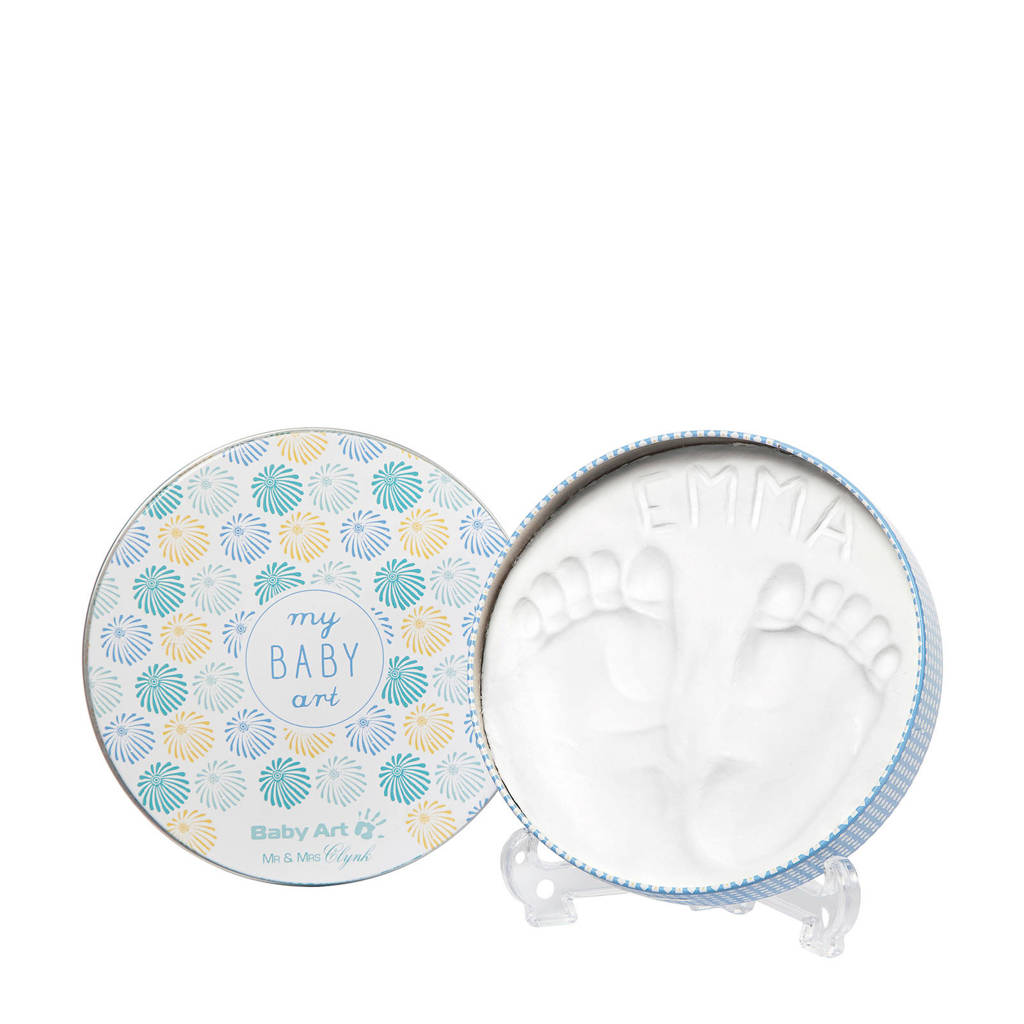 Baby Art Magic Box Rond Fireworks - gipsafdruk