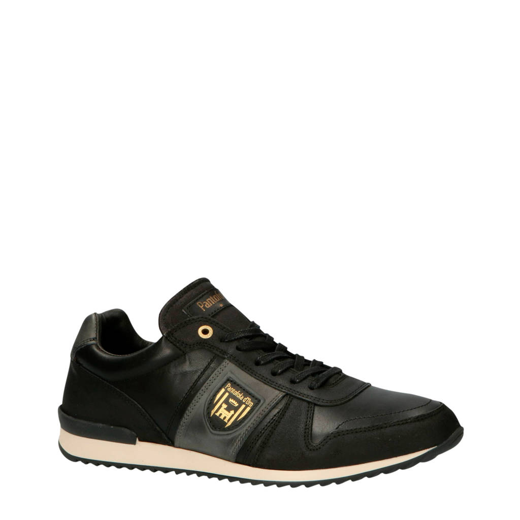 Pantofola d'Oro Umito Uomo Low  sneakers zwart/grijs, Zwart/grijs