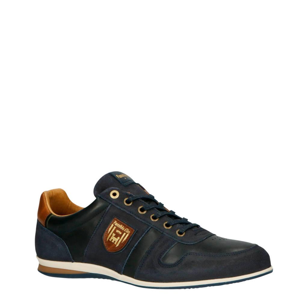 Pantofola d'Oro Asiago Umo Low  sneakers donkerblauw, Donkerblauw