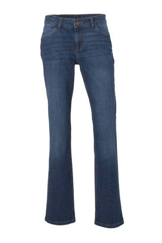 The Denim straight fit jeans
