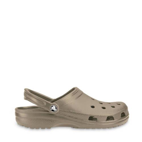 Crocs Klompen Unisex Khaki Classic
