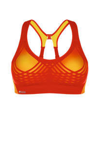 Shock Absorber level 4 Ultimate Fly Bra sportbh oranje/geel, Oranje/geel
