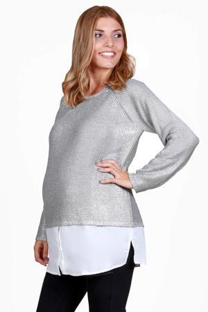 zwangerschap + voedingssweater