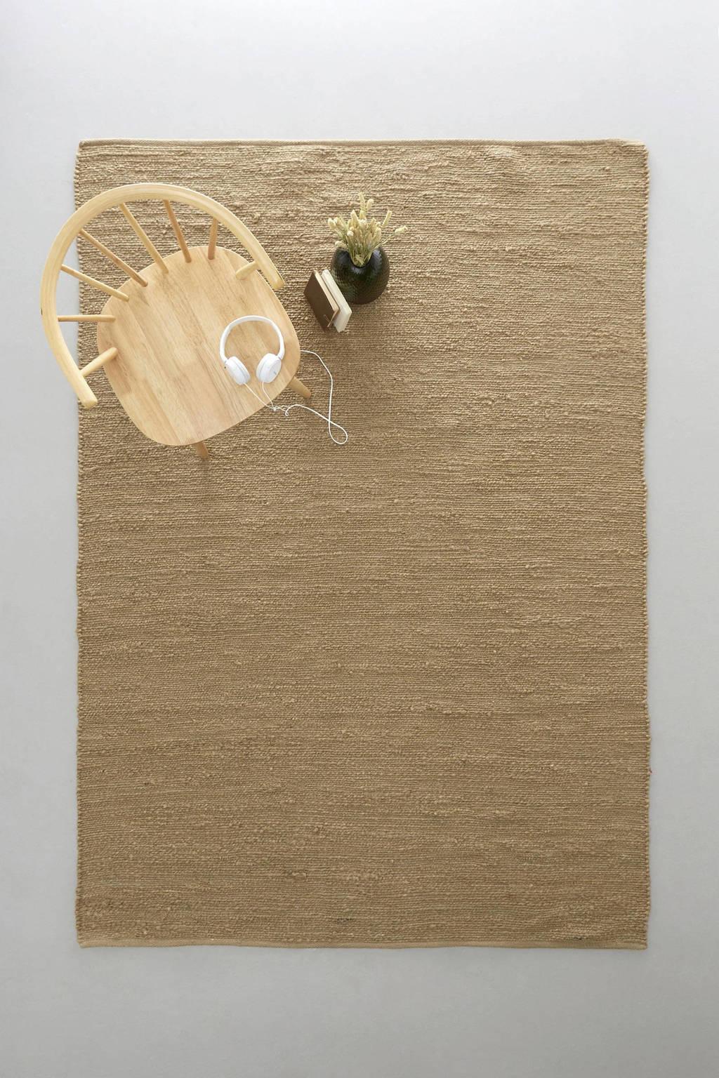 whkmp's own vloerkleed Savi  (230x160 cm), Khaki