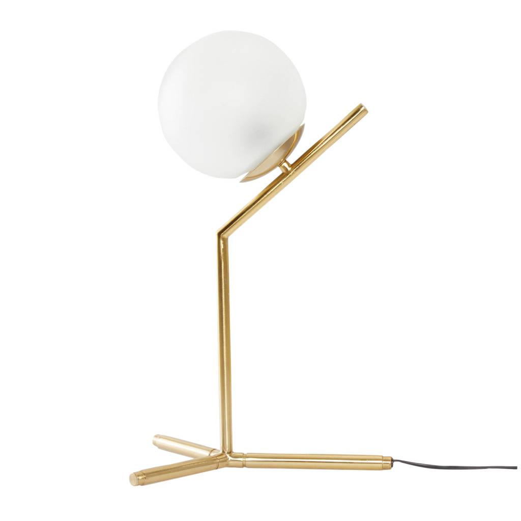 whkmp's own tafellamp, Goud