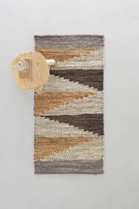 Wehkamp Home vloerkleed Sem (leer)  (120x60 cm)