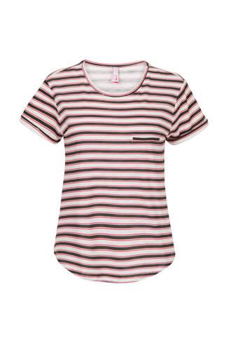 82cb1bbb6695f7 Miss Etam Streepjes shirts bij wehkamp - Gratis bezorging vanaf 20.-
