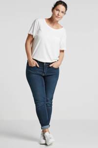 Miss Etam Regulier T-shirt wit, Wit