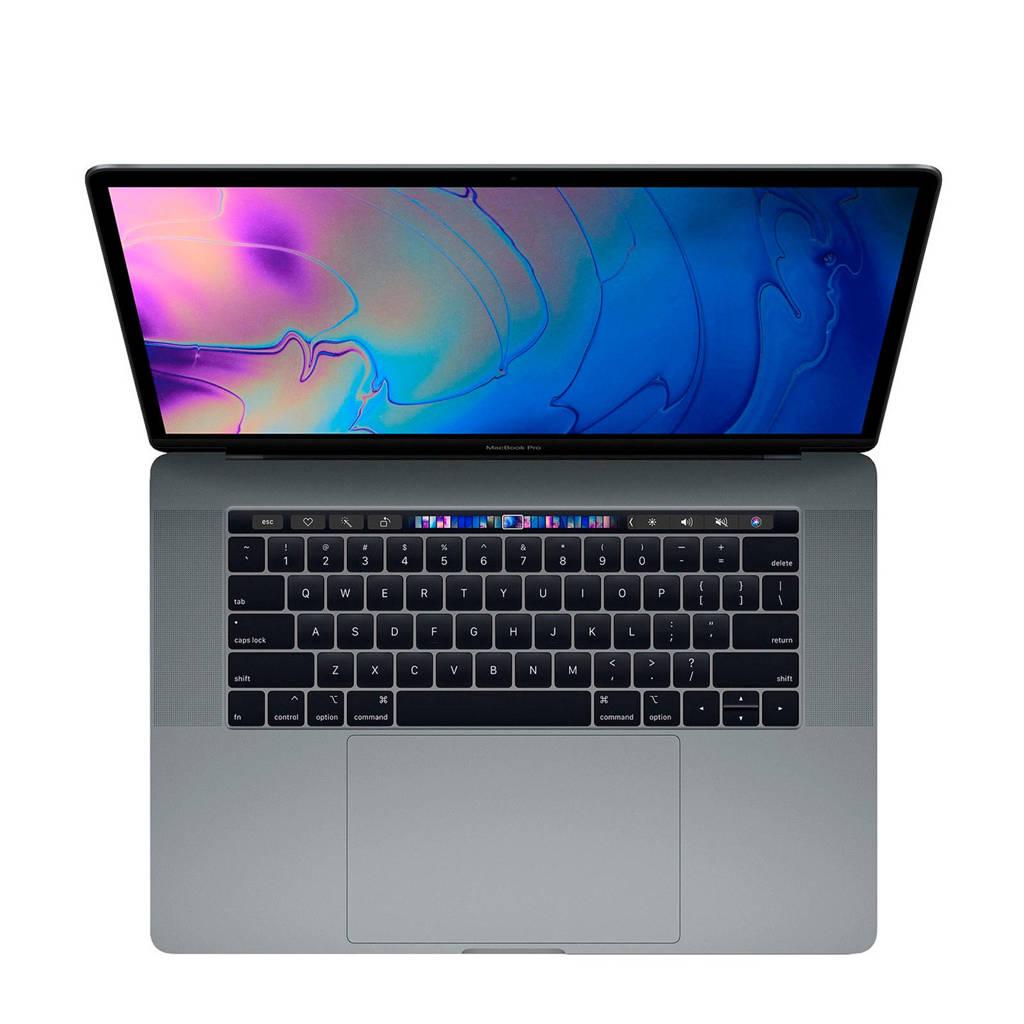 "Apple MacBook Pro 15"" TouchBar(2019) 2.6GHz i7 256 GB (Space Gr) 15.4 inch (MV902N/A), Grijs"