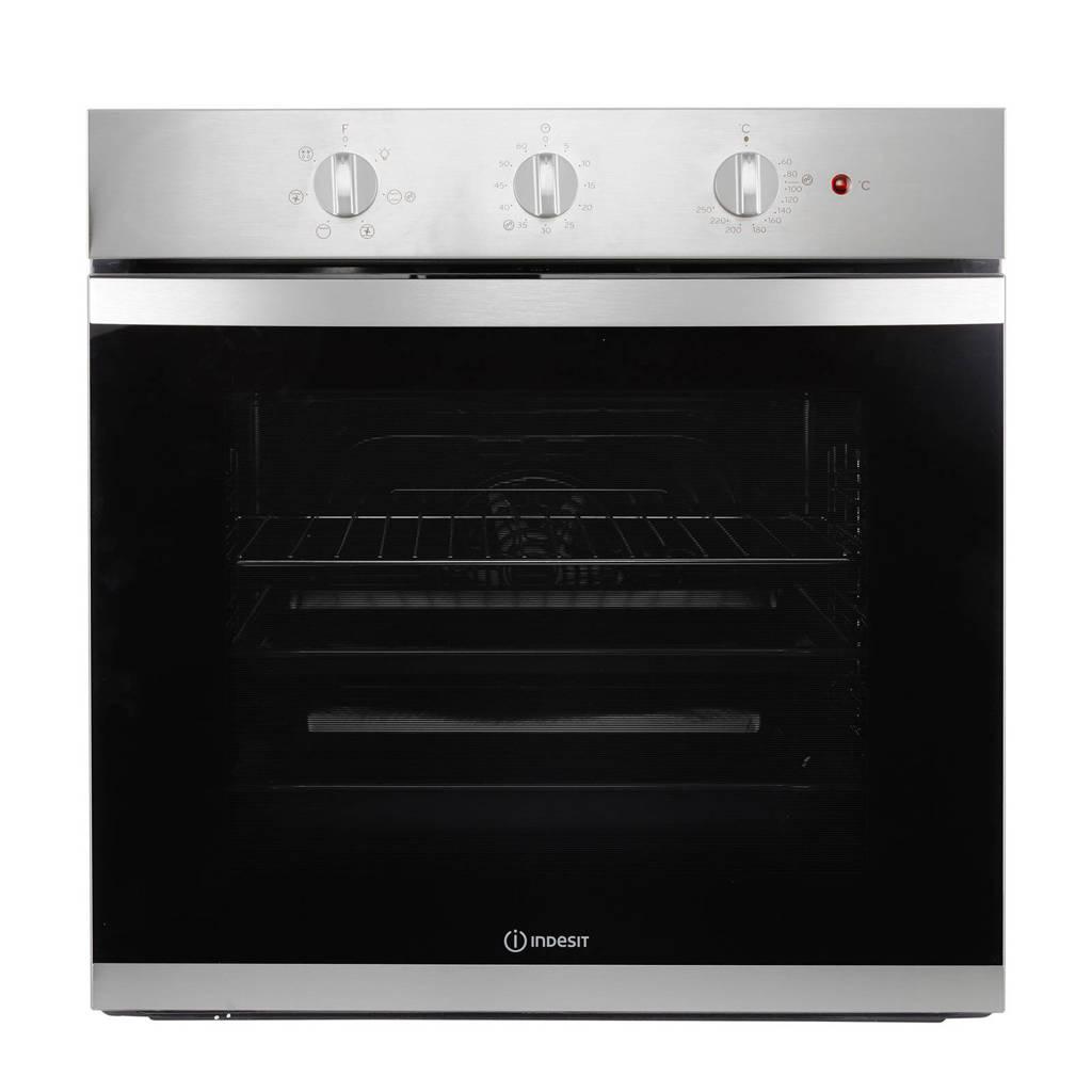Indesit IFW 3534 H IX inbouw oven, -
