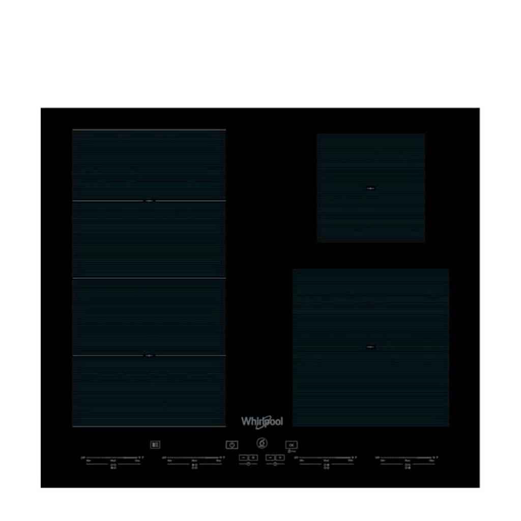 Whirlpool SMC 604 F/NE inductie inbouwkookplaat, -