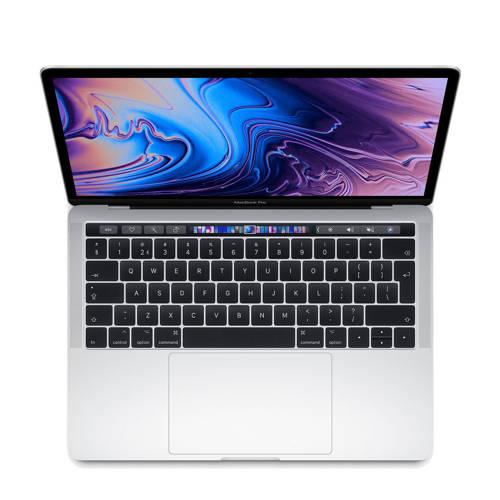 MacBook Pro TouchBar 13-inch 2.4GHz 8GB 512GB Zilver
