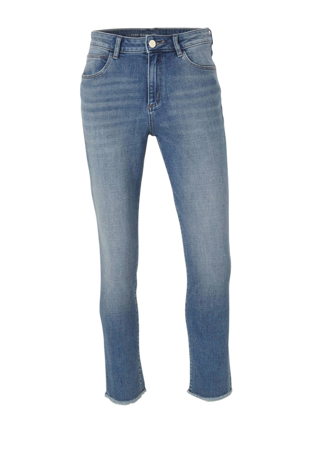 C&A Yessica high waist regular fit jeans, LtBlue
