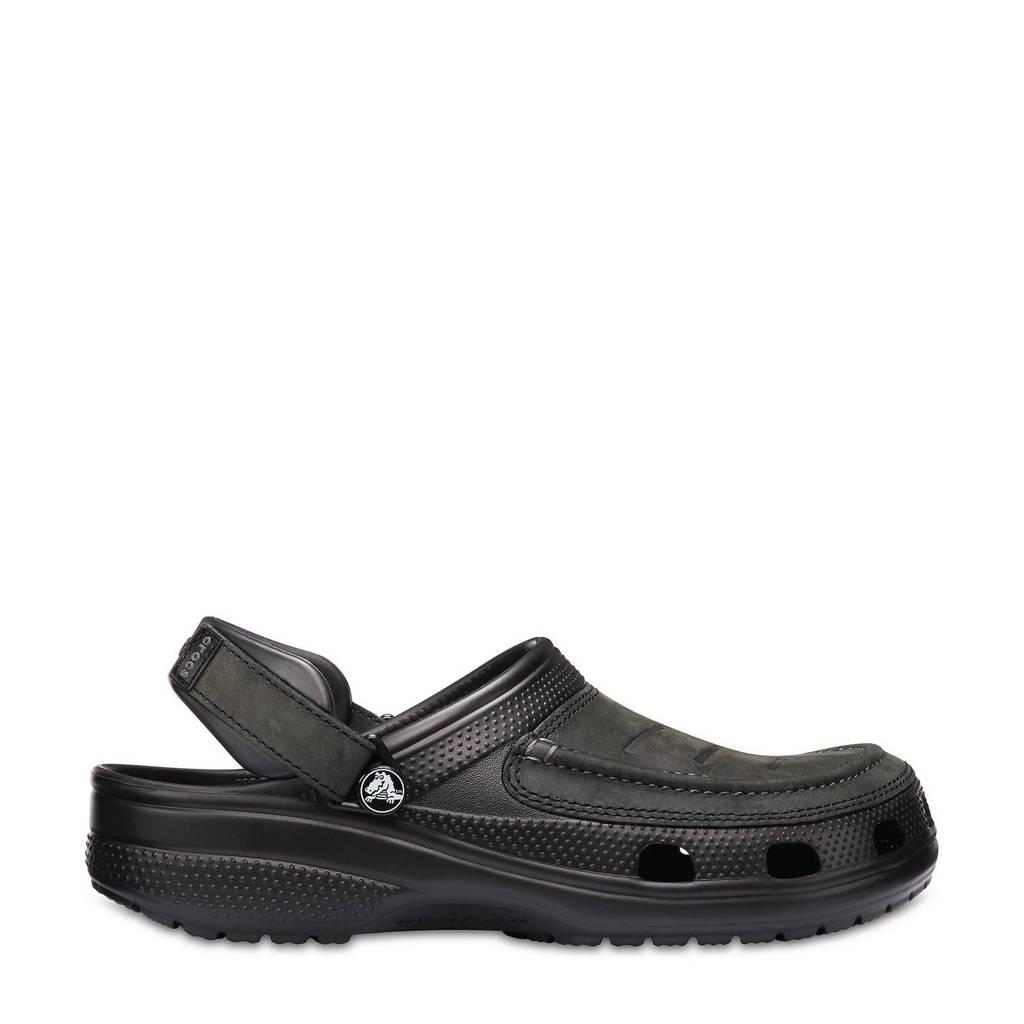 Crocs   Yukon Vista Clogs zwart, Zwart