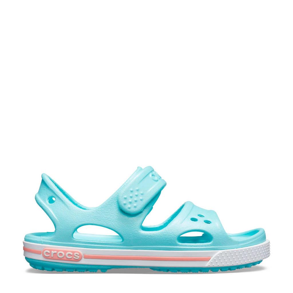 Crocs Crockband Jibbitz sandalen blauw, Ice-Blue