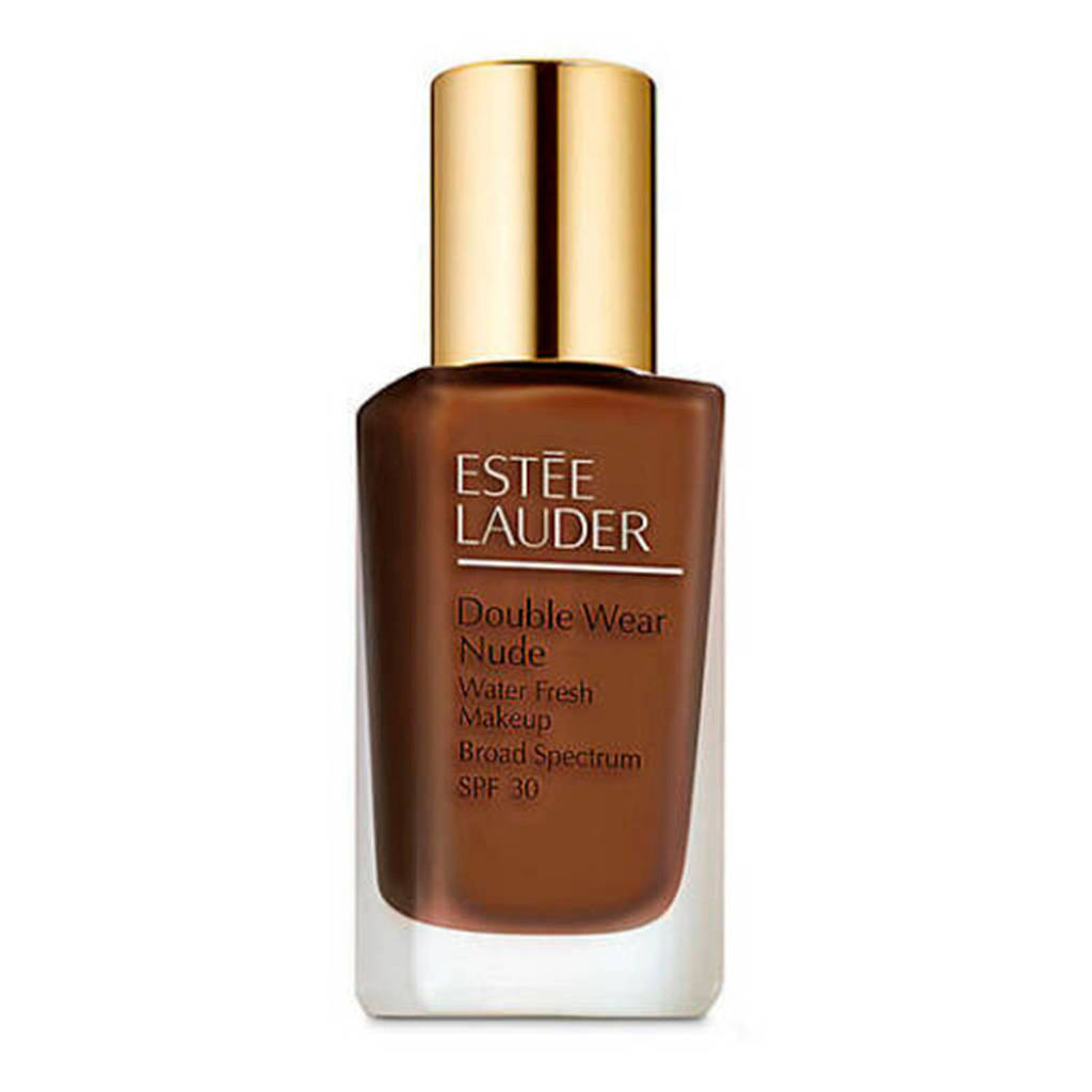 Estée Lauder Double Wear Nude Water Fresh SPF30 foundation - Deep Amber