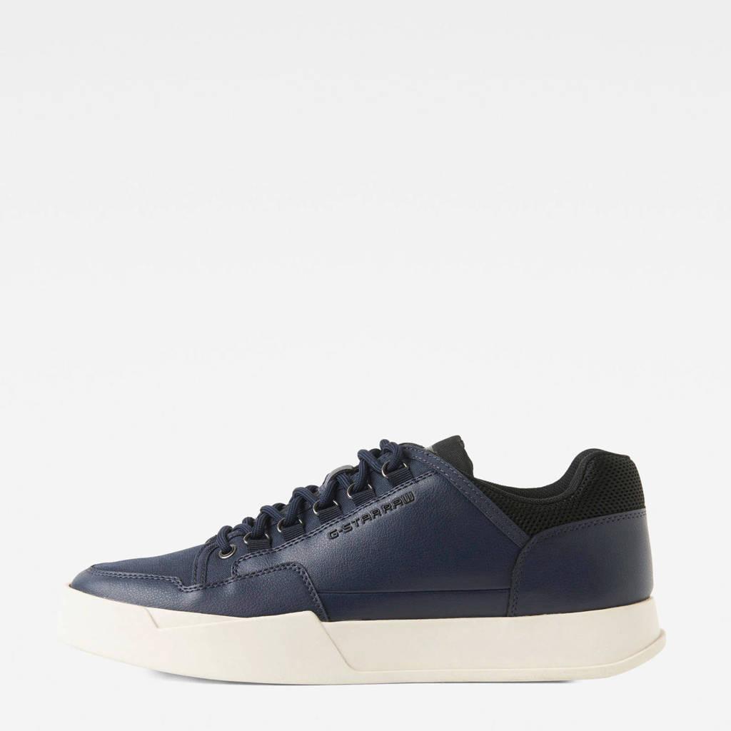 G-Star RAW  Rackam Vodan Low sneakers donkerblauw, Donkerblauw