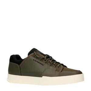 Rackam Vodan Low sneakers donkergroen