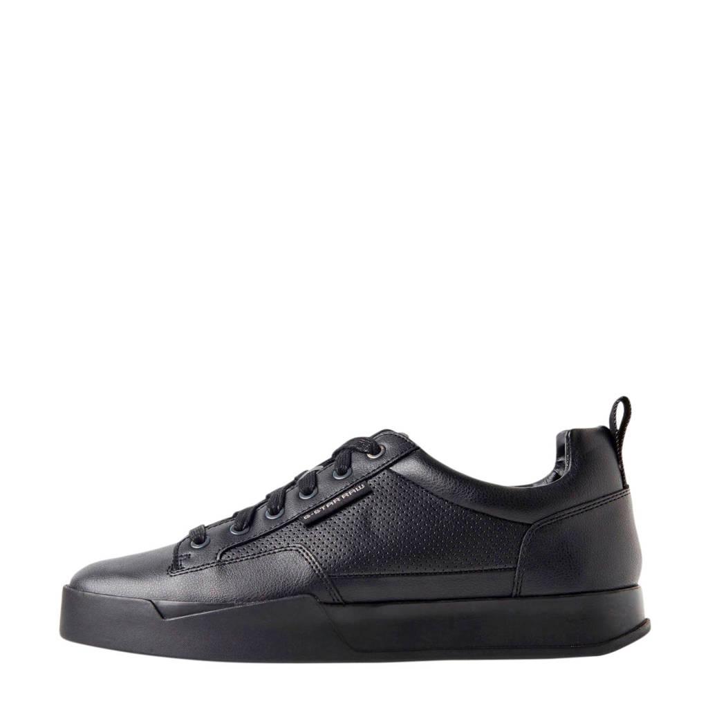 G-Star RAW  Rackam Core Low sneakers zwart, Zwart