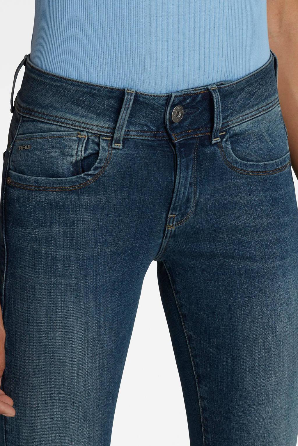 G-Star RAW Lynn skinny jeans, Blauw