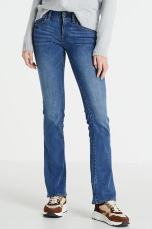 Midge flared jeans faded blue