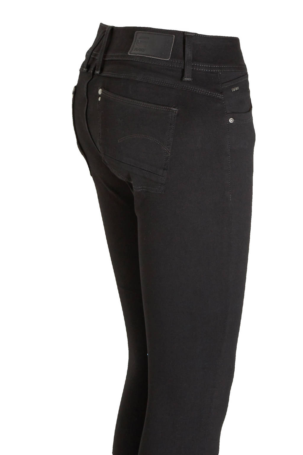 G-Star RAW Lynn super skinny jeans, Zwart