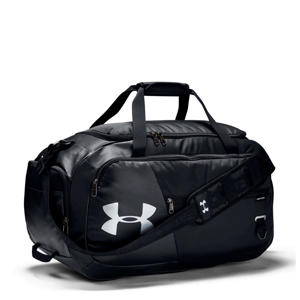 Undeniable Duffel 4.0 Medium sporttas zwart