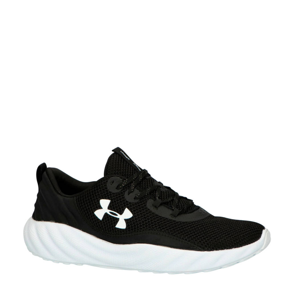 Under Armour Charged Will Charged Will hardloopschoenen zwart/wit, Zwart/wit
