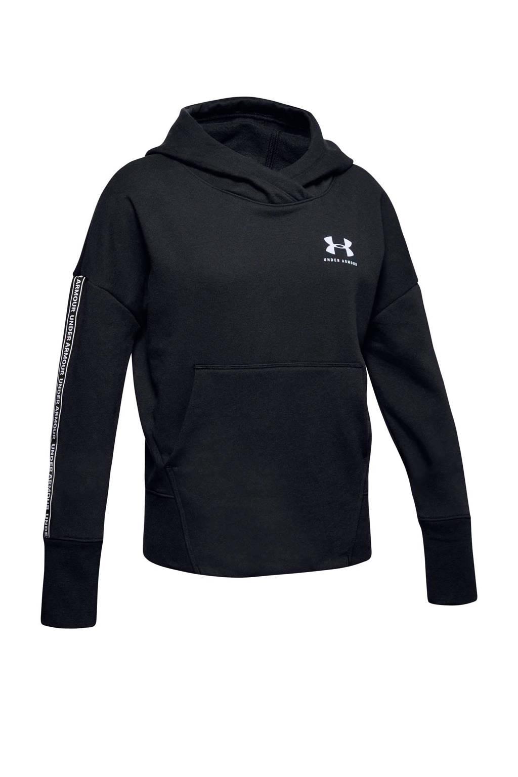 Under Armour hoodie zwart, Zwart