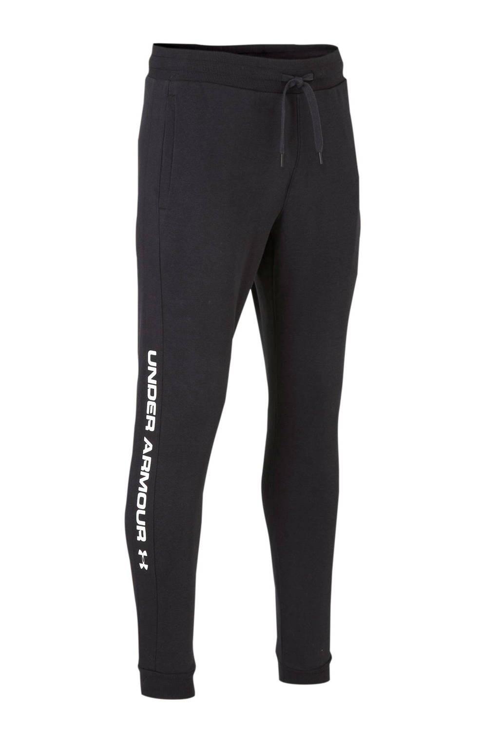 Under Armour joggingbroek zwart, Zwart
