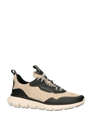 Zerogrand Trainer  sneakers zwart/beige
