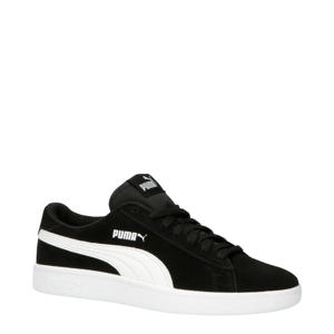 Smash V2 SD Jr sneakers zwart/wit