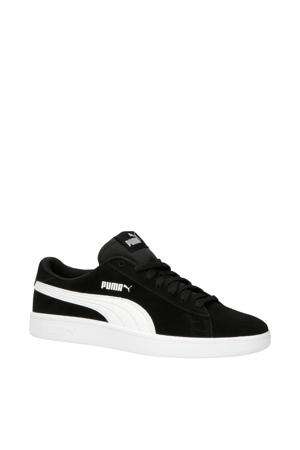Smash V2 SD Jr sneakers zwart/wit