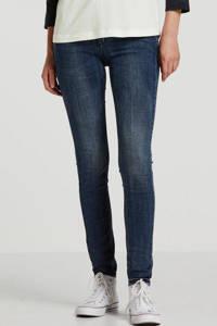 Il Dolce skinny jeans Ibiza blauw, Blauw