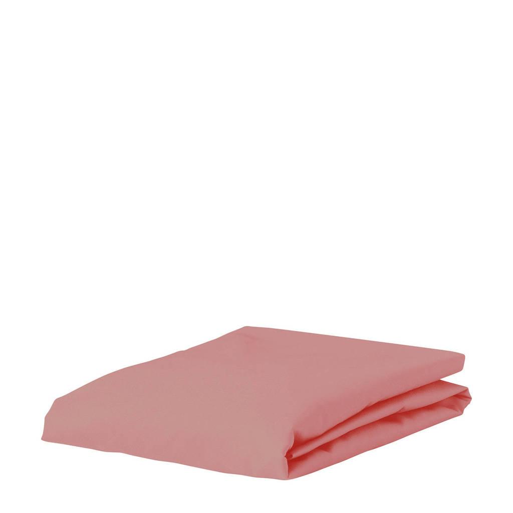 Essenza jersey hoeslaken Roze