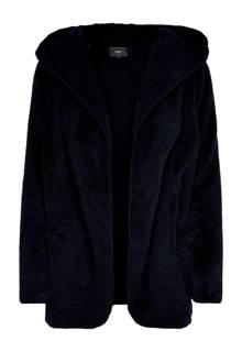 coat donkerblauw