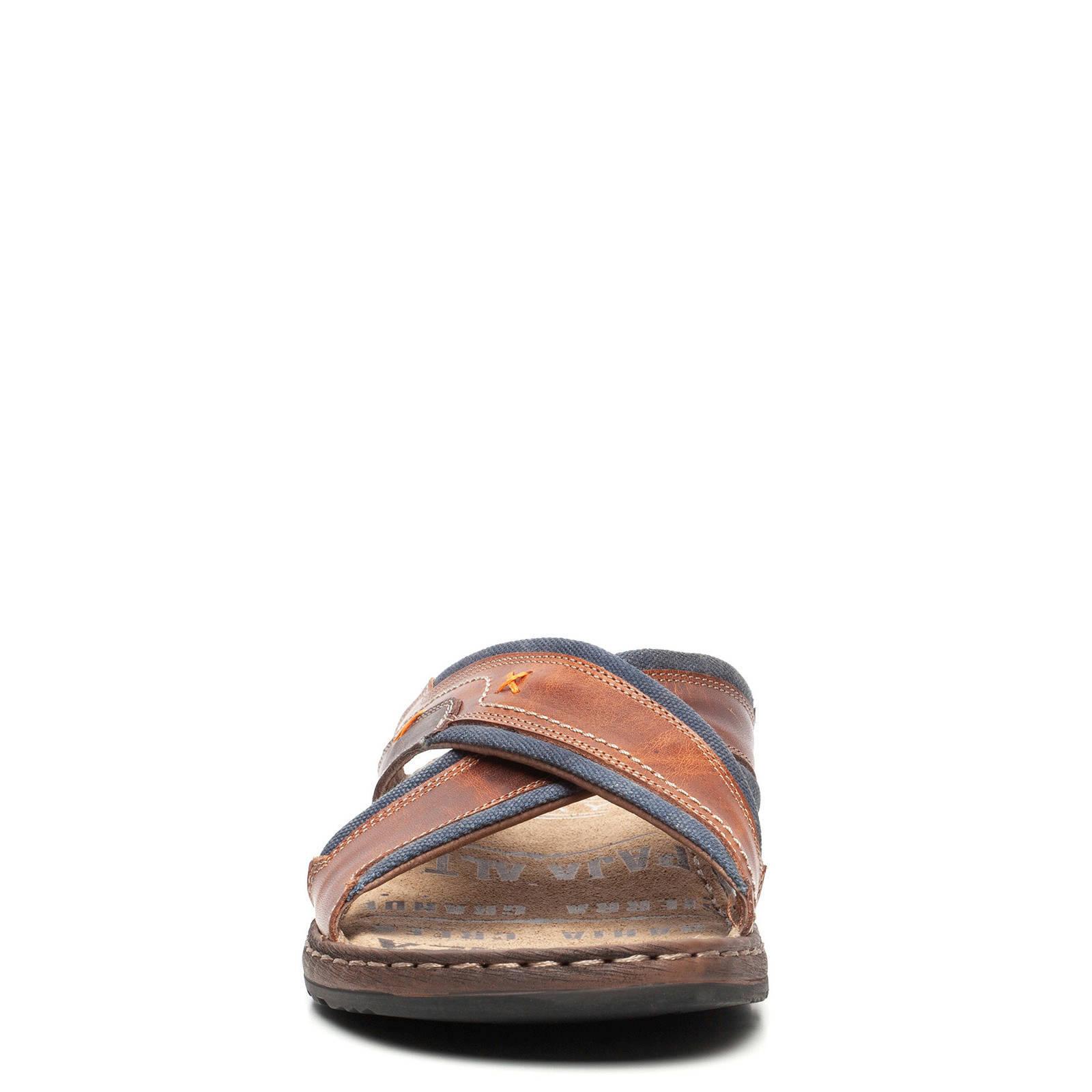 TwoDay leren sandalen cognac Sandalen, Leer en Nieuwe mode