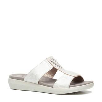 slippers zilver