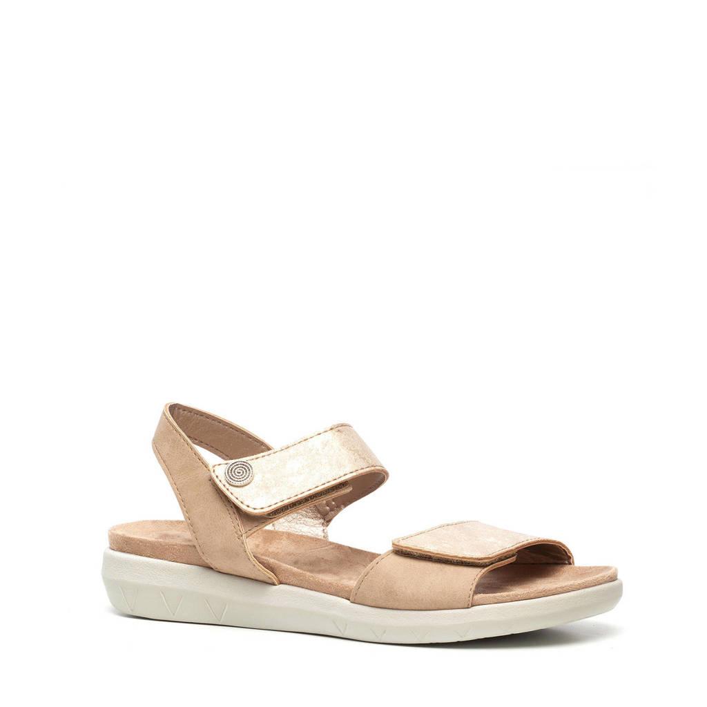 Inblu sandalen goud, Goud