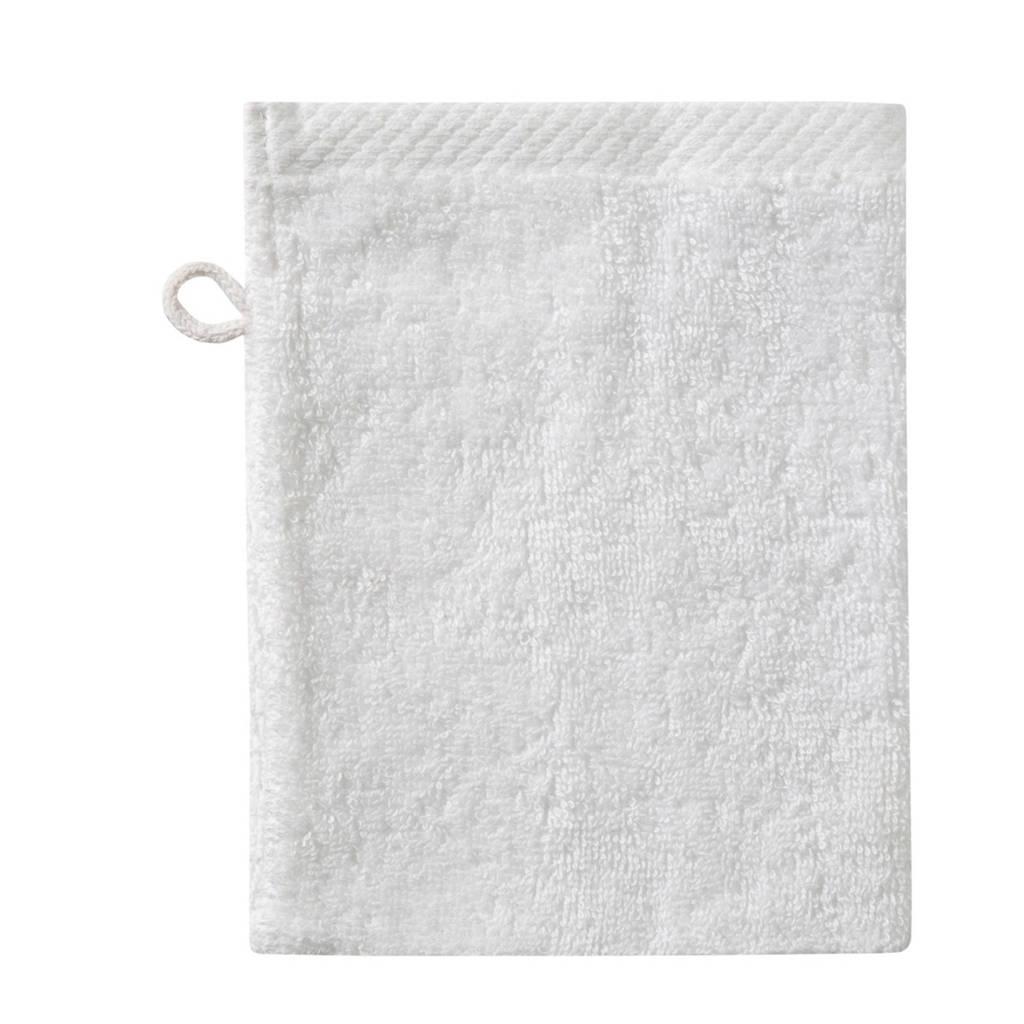 Seahorse washand Pure (set van 6), Wit