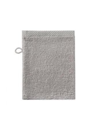 washand Pure (set van 6) (21x16 cm) Grijs