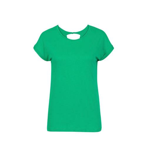 Miss Etam Regulier T-shirt groen