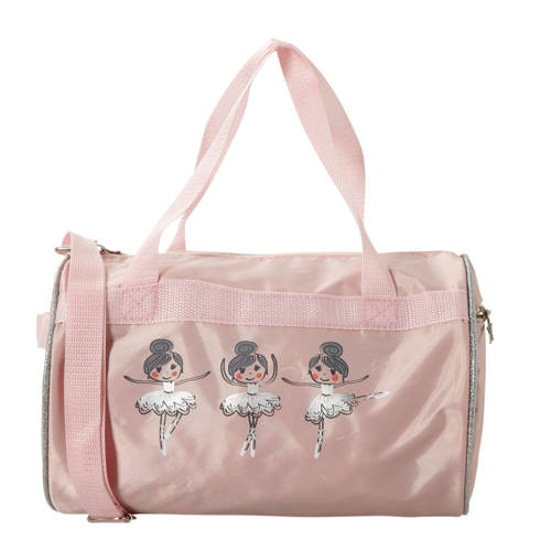 Papillon roll bag Ballerina Girls meisjes roze 11 L