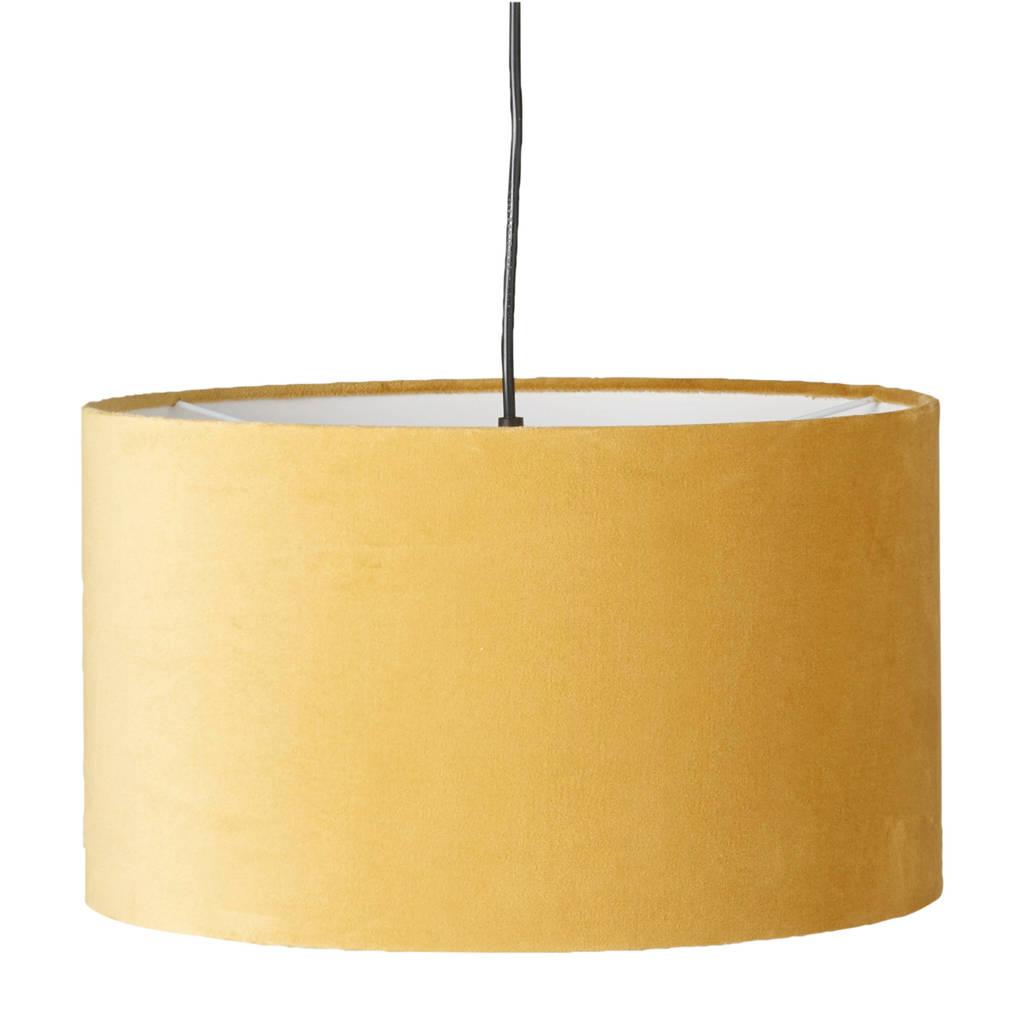 whkmp's own hanglamp Coby fluweel, Geel